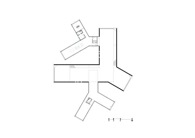 Unit A Ground Floor Plan