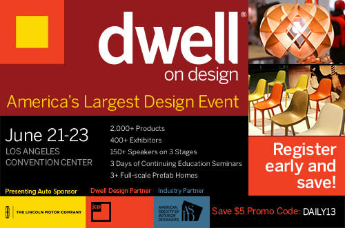 Dwell on Design 2013