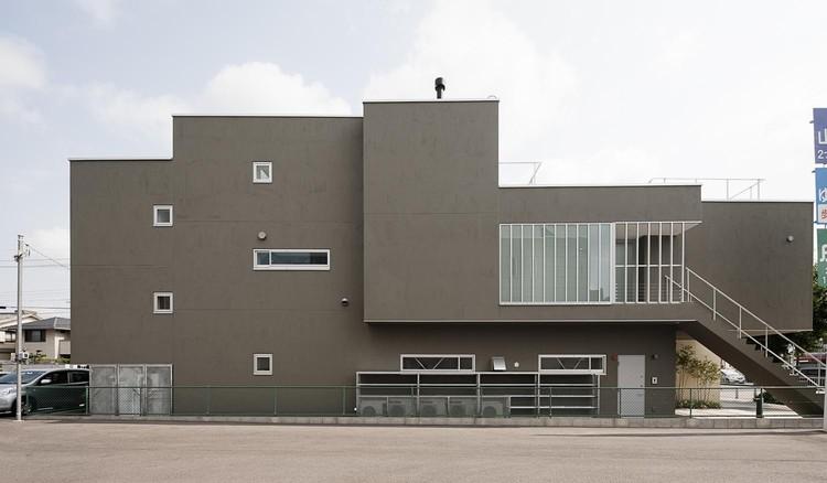 Casa en Gokiso / Kazuki Moroe Architects, © Hiroshi Ueda