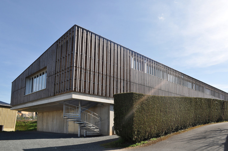 Cortesía de 2NE Architecture