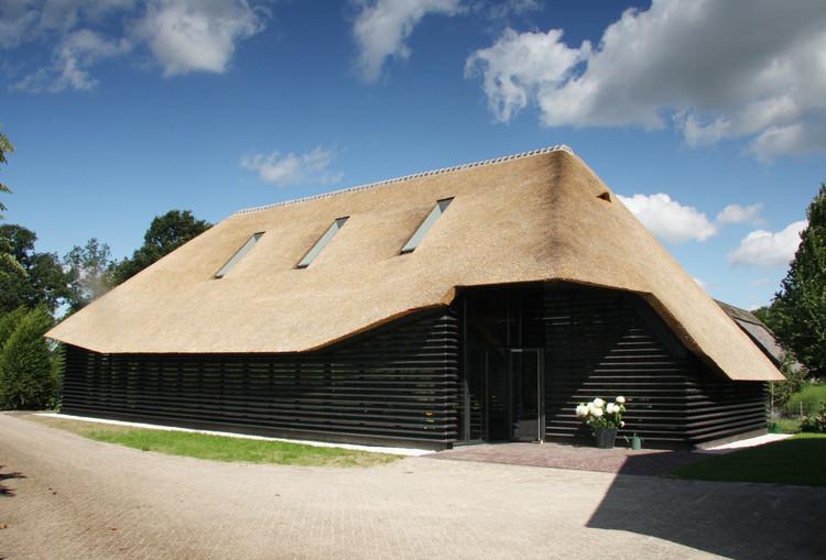 Cortesía de arend groenewegen architect