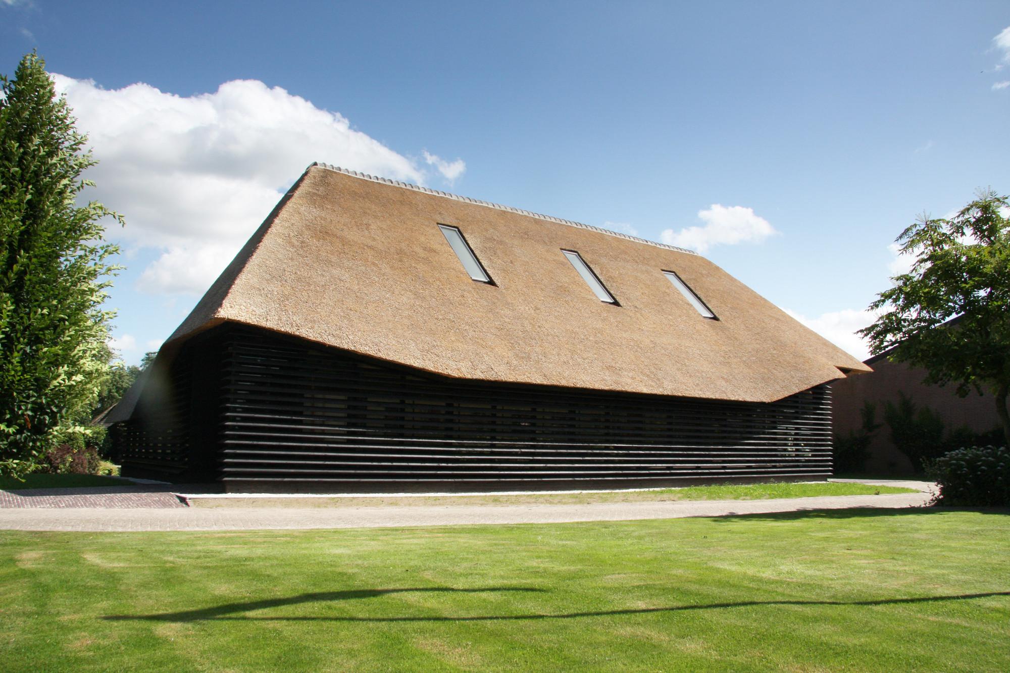 Flemish Barn Bolberg / arend groenewegen architect, Courtesy of arend groenewegen architect