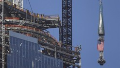One World Trade Center Will Soon Top Out at 1,776 Feet