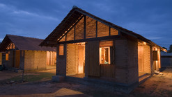 Post-Tsunami Housing / Shigeru Ban Architects