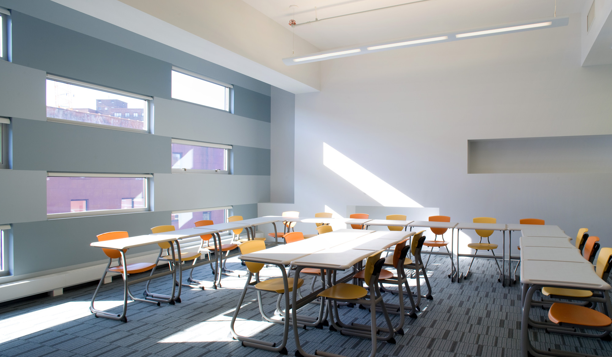 Gallery of the east harlem school gluck 8 for Interior architecture programs online