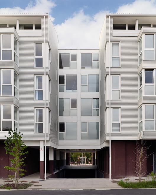 88 viviendas en régimen de cooperativa / Salgado + Liñares Arquitectos, © Héctor Santos-Díez