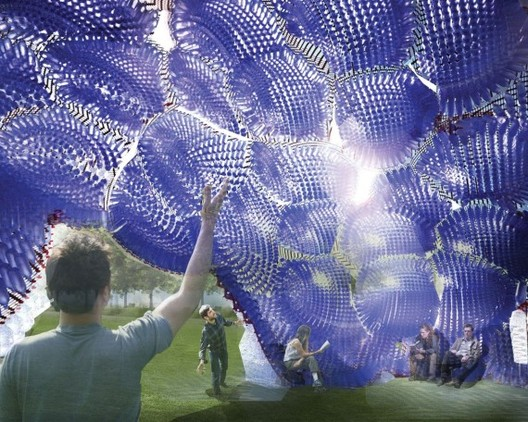 City of Dreams Pavilion 2012-2013 Winner: 'Head in the Clouds' by Studio Klimoski Chang Architects