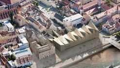 Bavarian History Museum Proposal / OODA + Menos é Mais Arquitectos