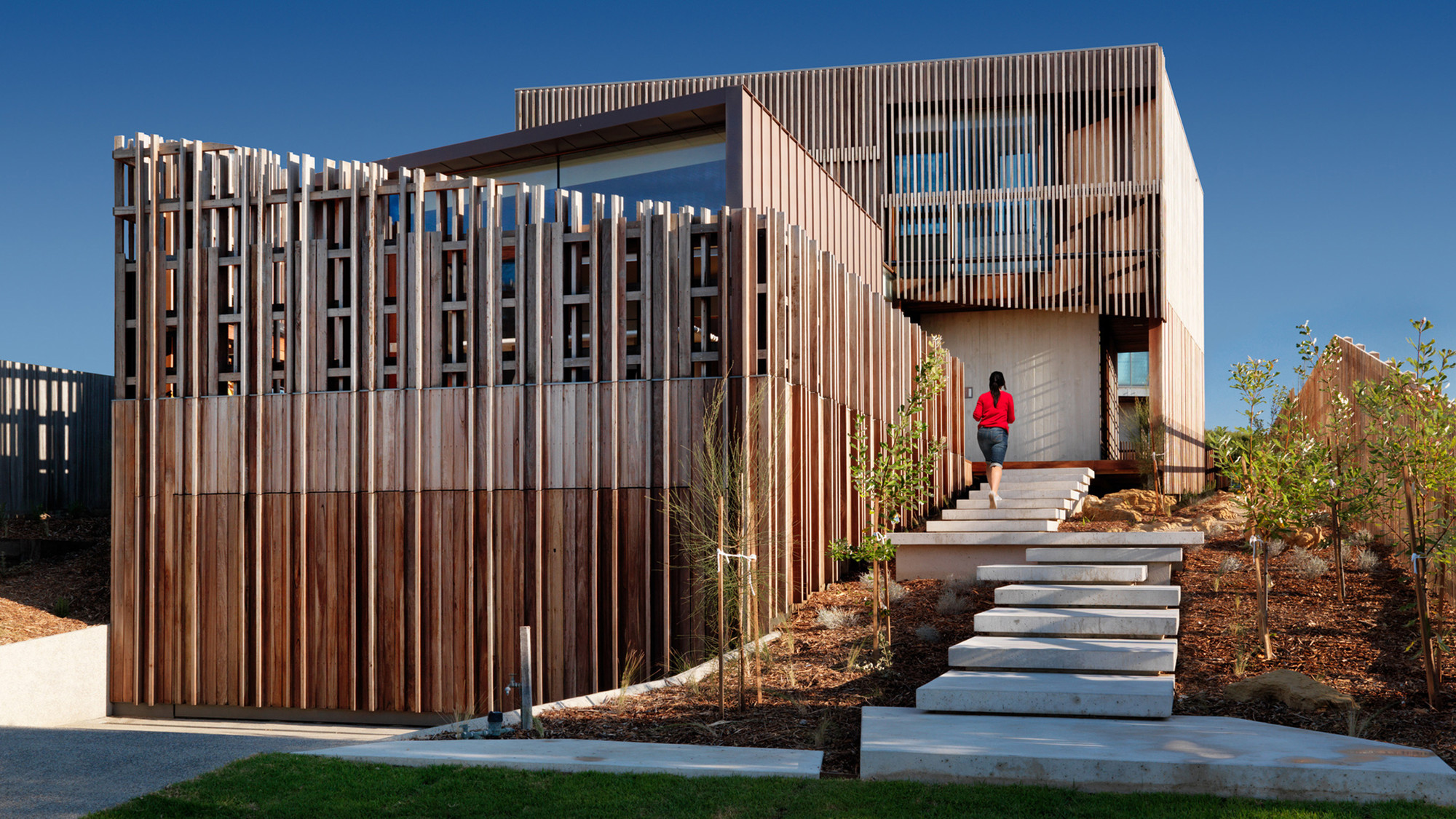 Queenscliff Residence / John Wardle Architects, © Trevor Mein