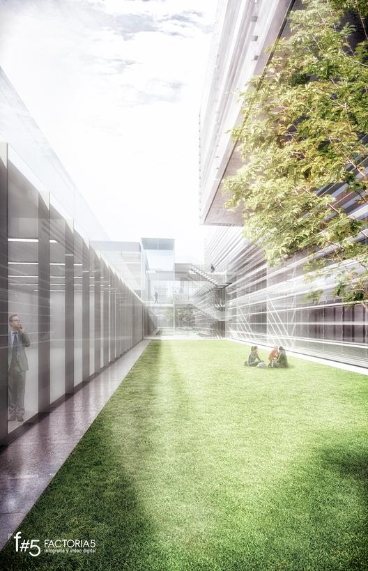 Concurso Instituto de Salud Carlos III - BOD Arquitectura e Ingeniería