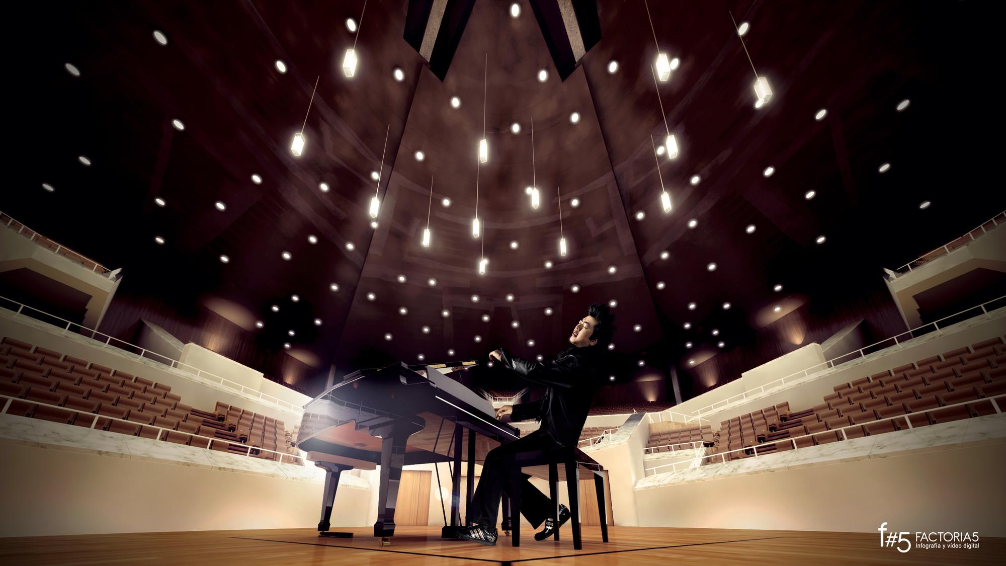 Filarmónica de Berlín - Hans Scharoun