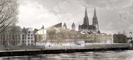 Courtesy of X+UN Architecture