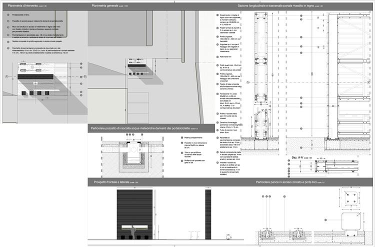 Planimetrías Instalación