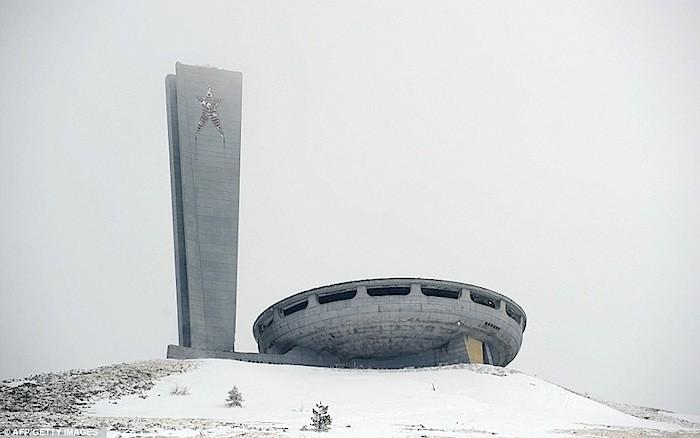 Impresionantes imágenes de la sede del Partido Comunista Búlgaro en evidente deterioro tras 20 años de abandono, Courtesy of AFT GETTI IMAGES