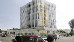 Addis Abeba Chamber of Commerce Headquarters Winning Proposal / BC Architects
