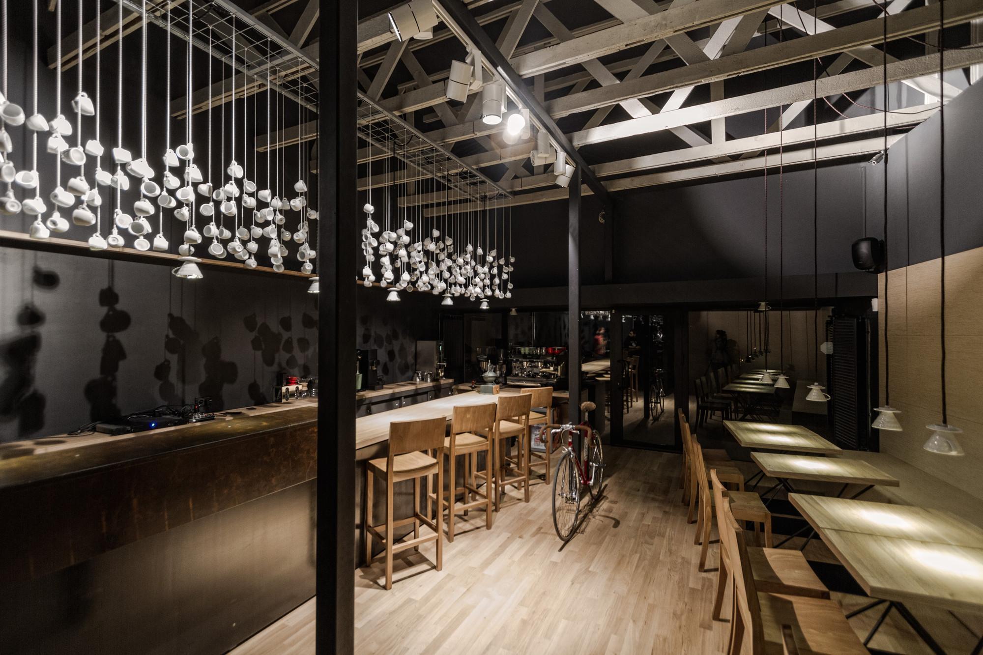 Origo Coffee Shop / Lama Arhitectura , © Radu Malasincu