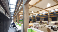 Media Library Drachten / ADP Archtitects