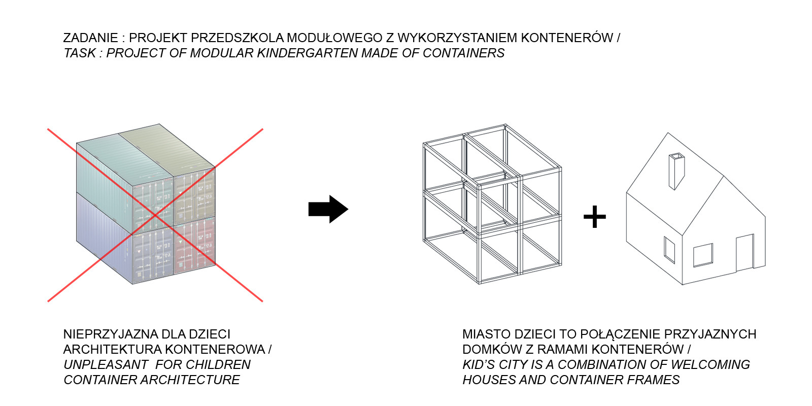 Gallery of 'Kids' City' - Modular Kindergarten Proposal ...