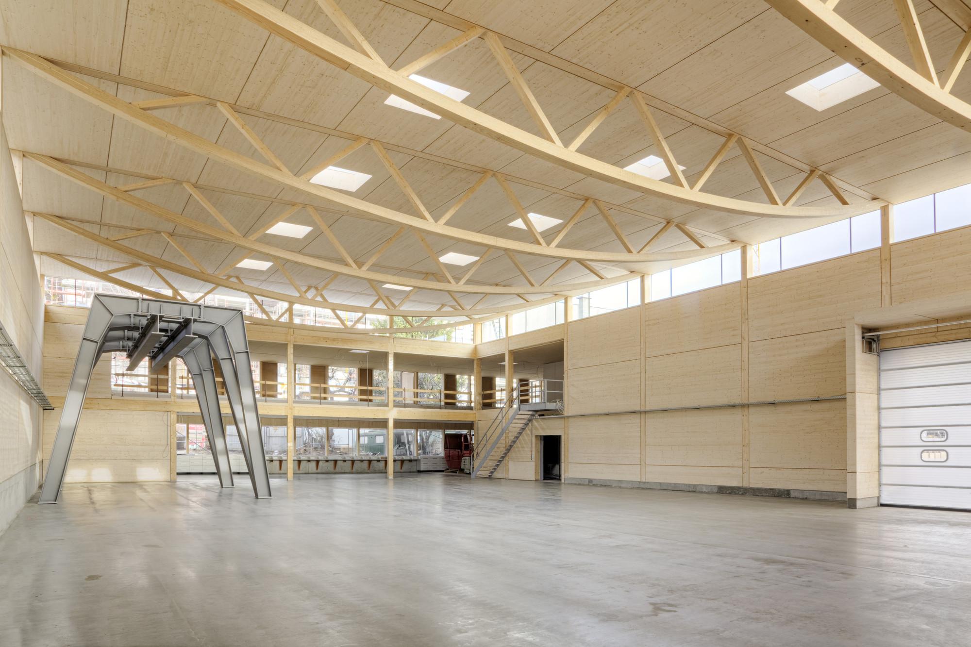 Gallery of Artis Headquarters / Roswag Architekten - 9