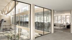 Artis Headquarters / Roswag Architekten