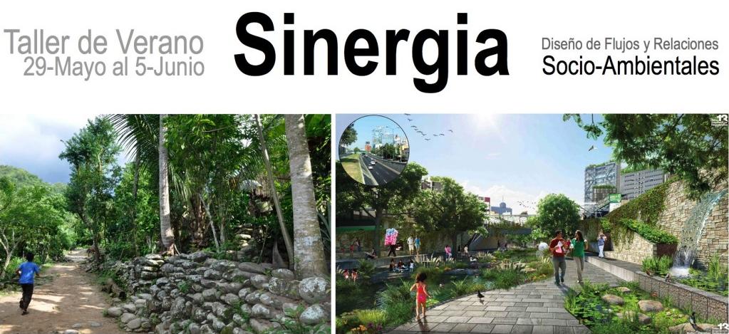 Taller de Verano Sinergia / Diseño de flujos y relaciones socio-ambientales [¡Sorteamos una Beca!], Courtesy of Taller 13