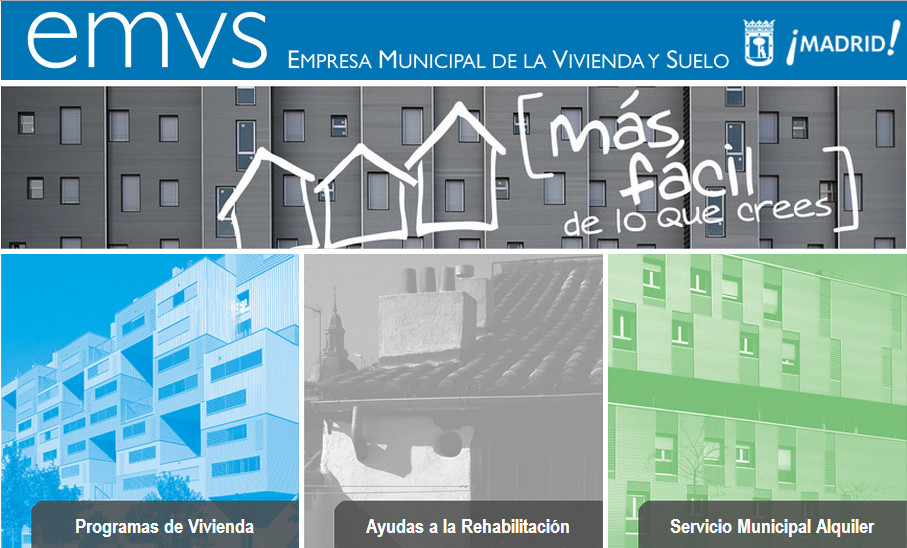 Empresa Municipal de la Vivienda de Madrid (EMVS) / Liquidación y Privatización, Courtesy of EMVS