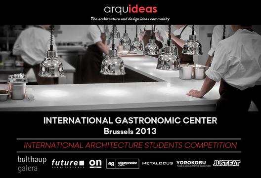 Se Cierran las Inscripciones para el Concurso Centro Gastronómico Internacional