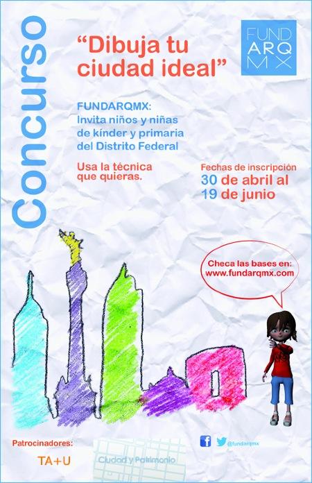 """Primer Concurso Infantil : """"Diseña tu propia Ciudad"""""""