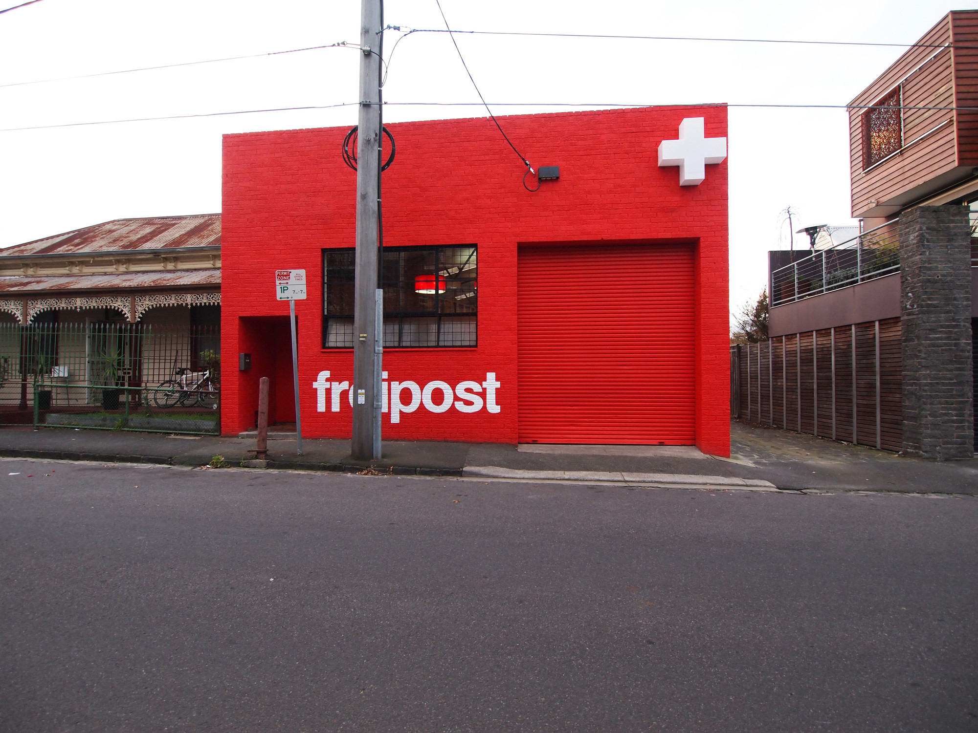 Freipost / ITN Architects, © Aidan Halloran
