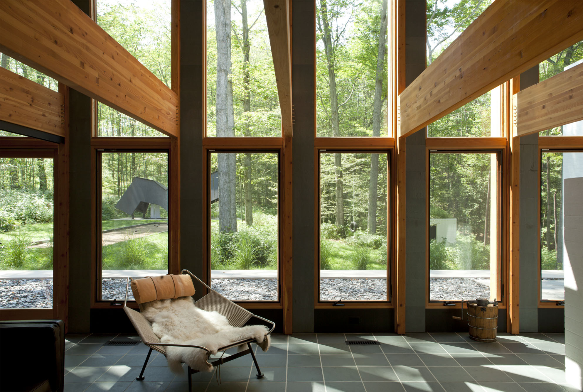 Gallery of yingst retreat salmela architect 5 for Salmela architect
