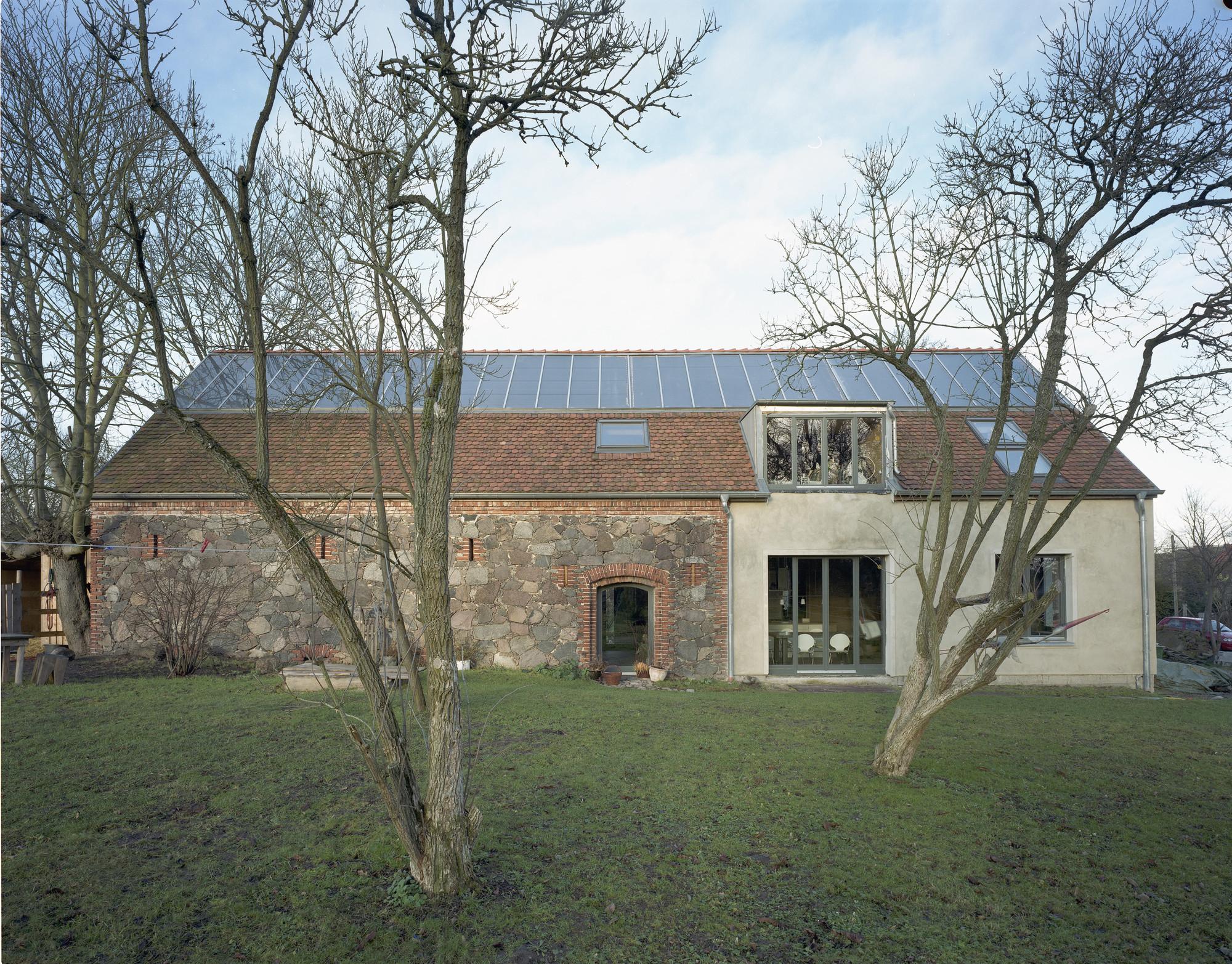 Ihlow House / Roswag Architekten, © Torsten Seidel & Ludger Paffrath