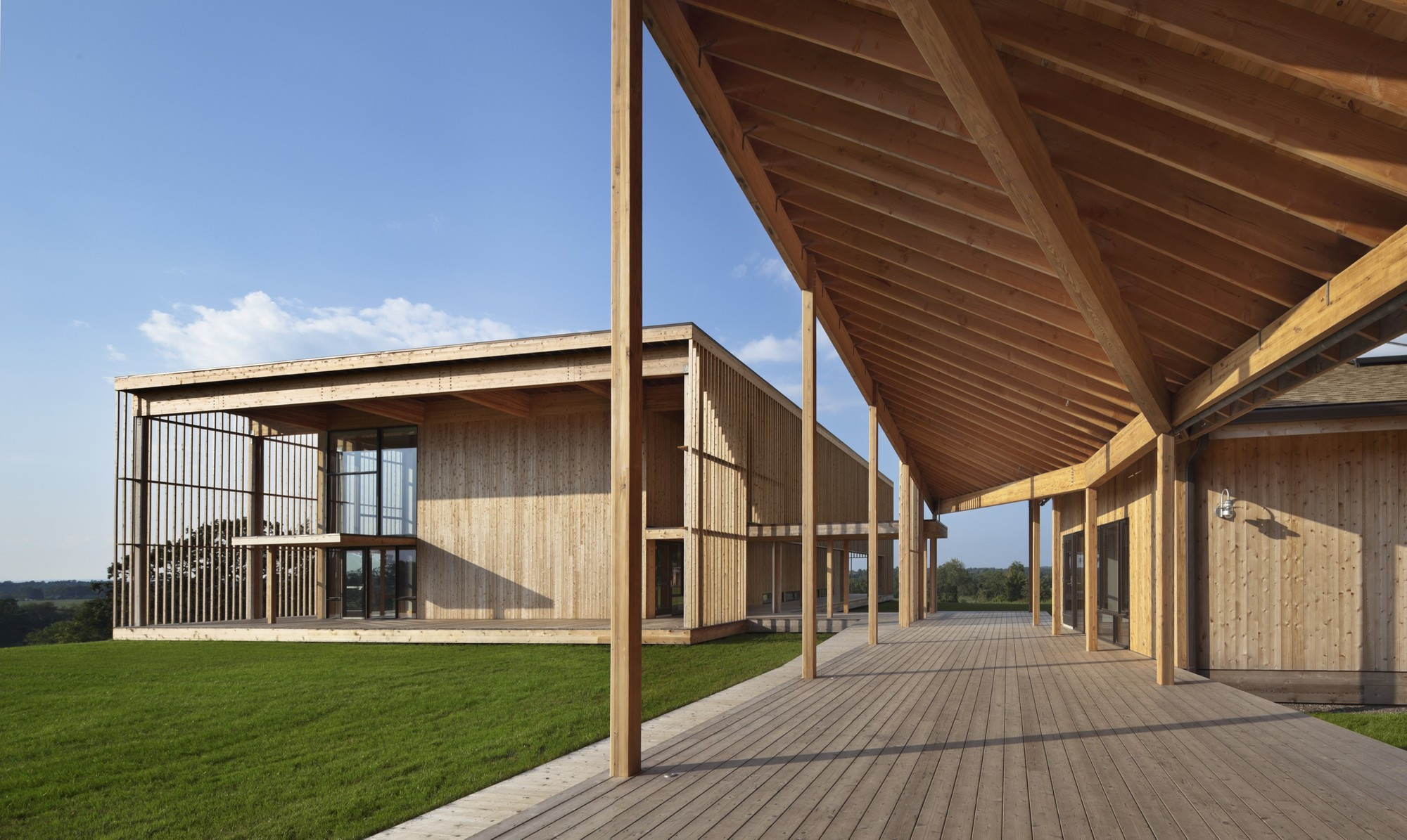 Gallery Of Won Dharma Hanrahanmeyers Architects 1