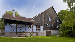 Farm Building Renovation / Loïc Picquet Architecte