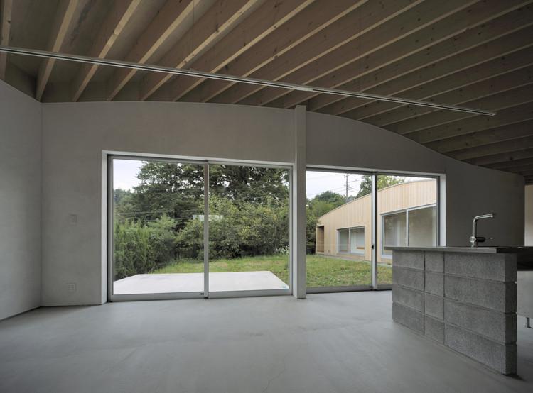 Cortesía de aat + makoto yokomizo architects