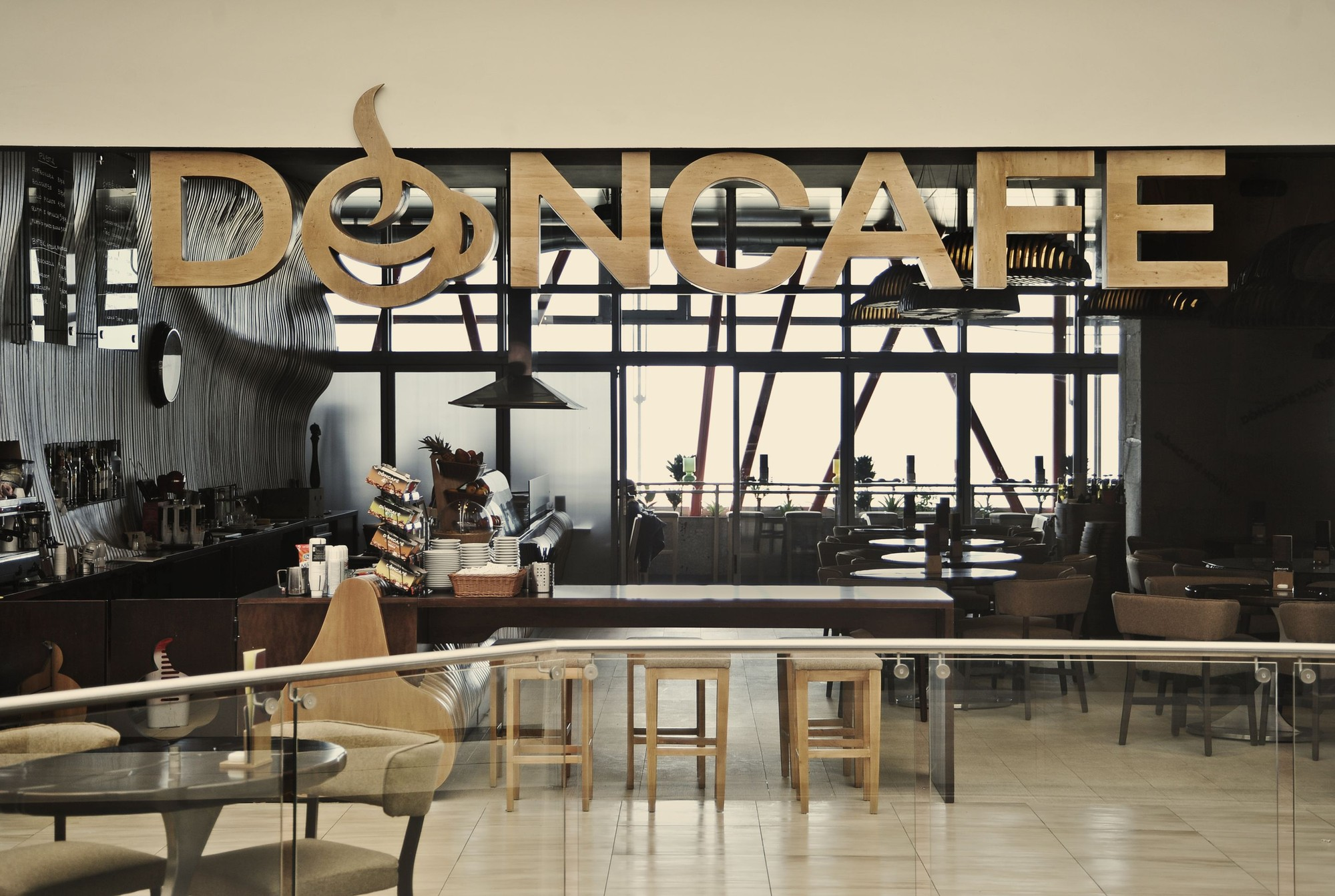 gallery of don café house / innarch - 6