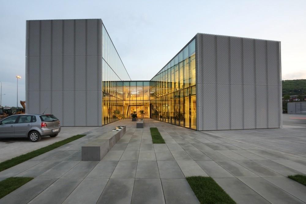 © Cortesía de Paulíny Hovorka Architekti