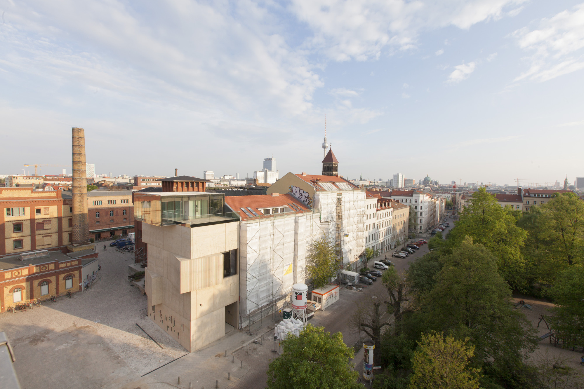Museum For Architectural Drawing Berlin gallery of tchoban foundation - museum for architectural drawing