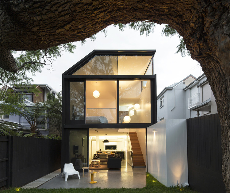 Cosgriff House / Christopher Polly Architect, © Brett Boardman Photography