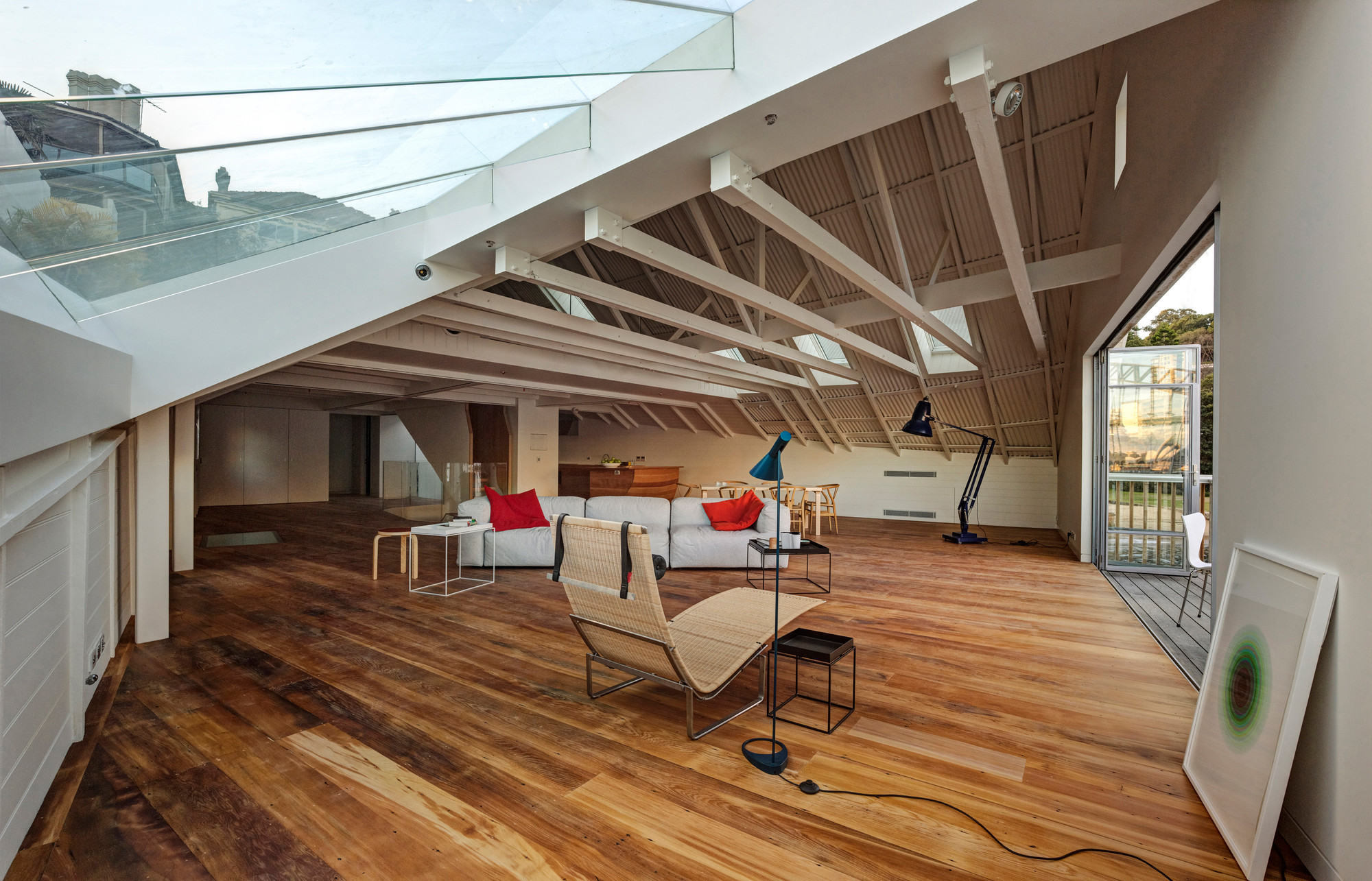 Lavender Bay Boatshed / Stephen Collier Architects, © Peter Bennetts