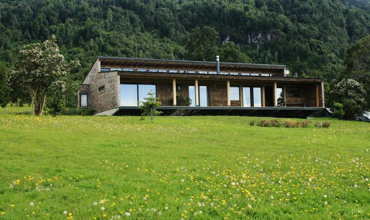 Casa Los Riscos / Rodrigo Eterovic, Cortesía de Rodrigo Eterovic