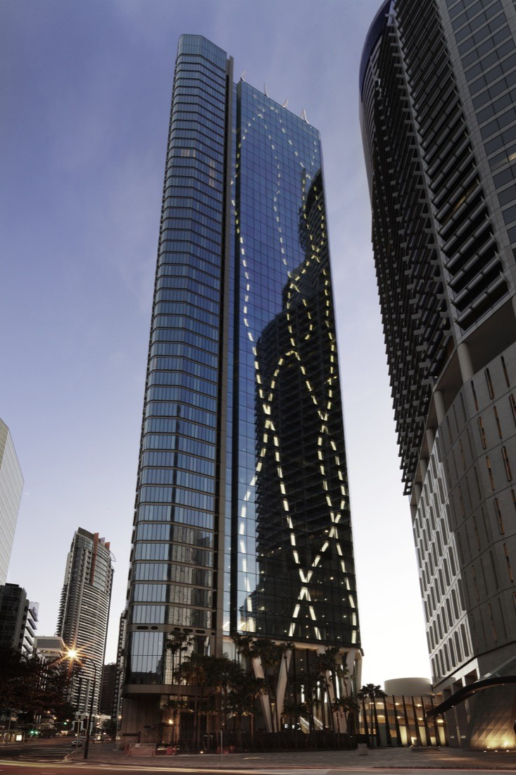 Gallery Of One One Eagle Street Cox Rayner Architects 15