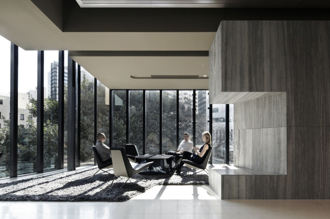 One One Eagle Street / Cox Rayner Architects