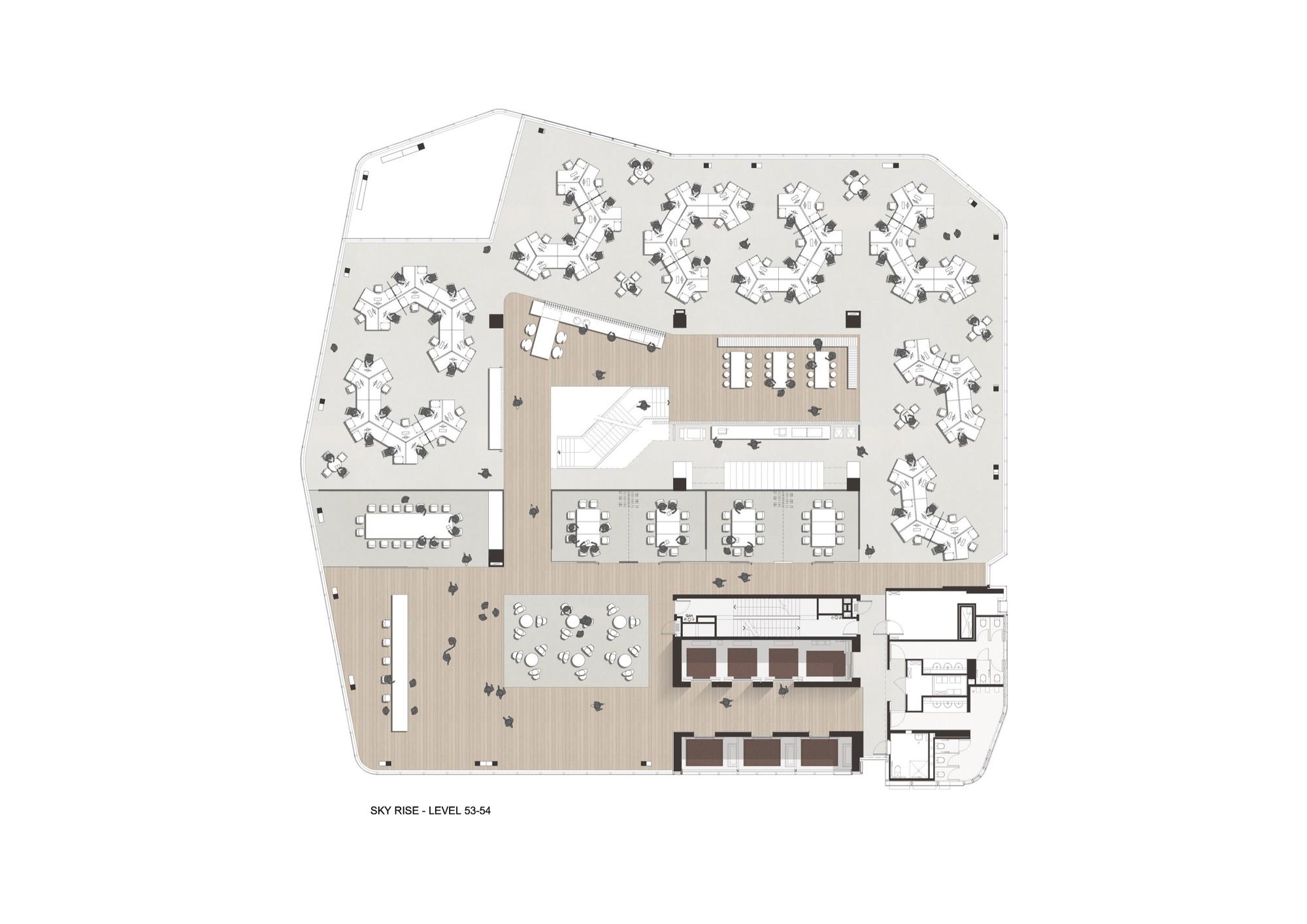 Skyrise Floor Plan