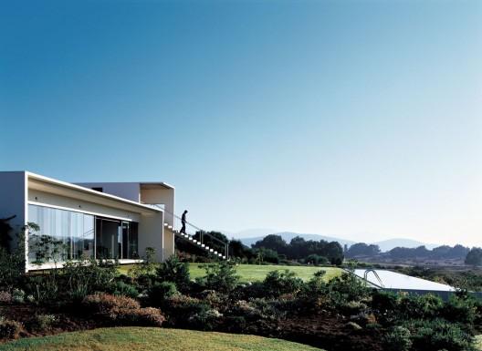 Casa Ochoalcubo por Sebastian Irarrazaval © Cristobal Palma