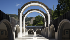 Meritxell sanctuary andorra ricardo bofill taller arquitectura 14