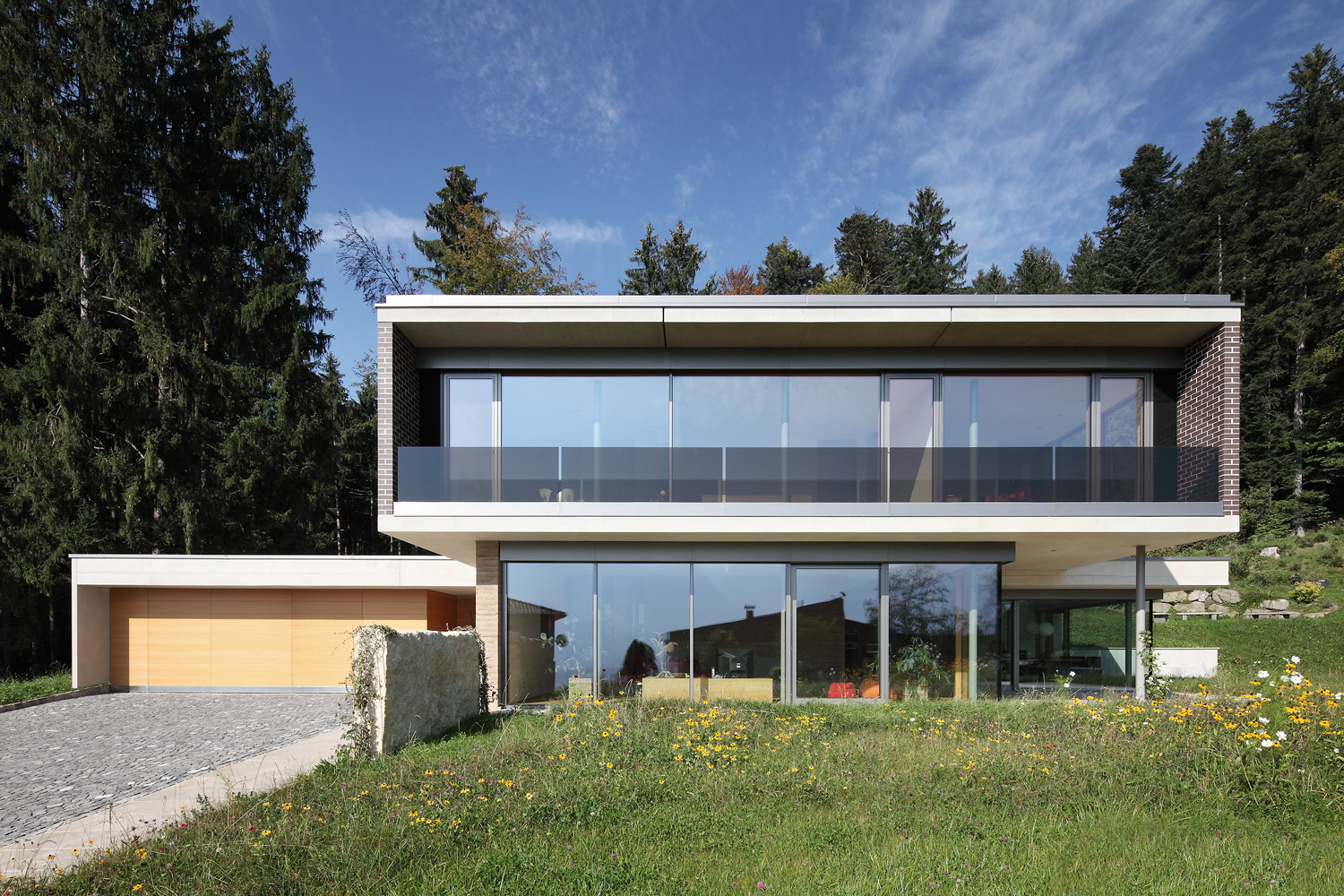 gallery of house gulm aicher ziviltechniker gmbh 1