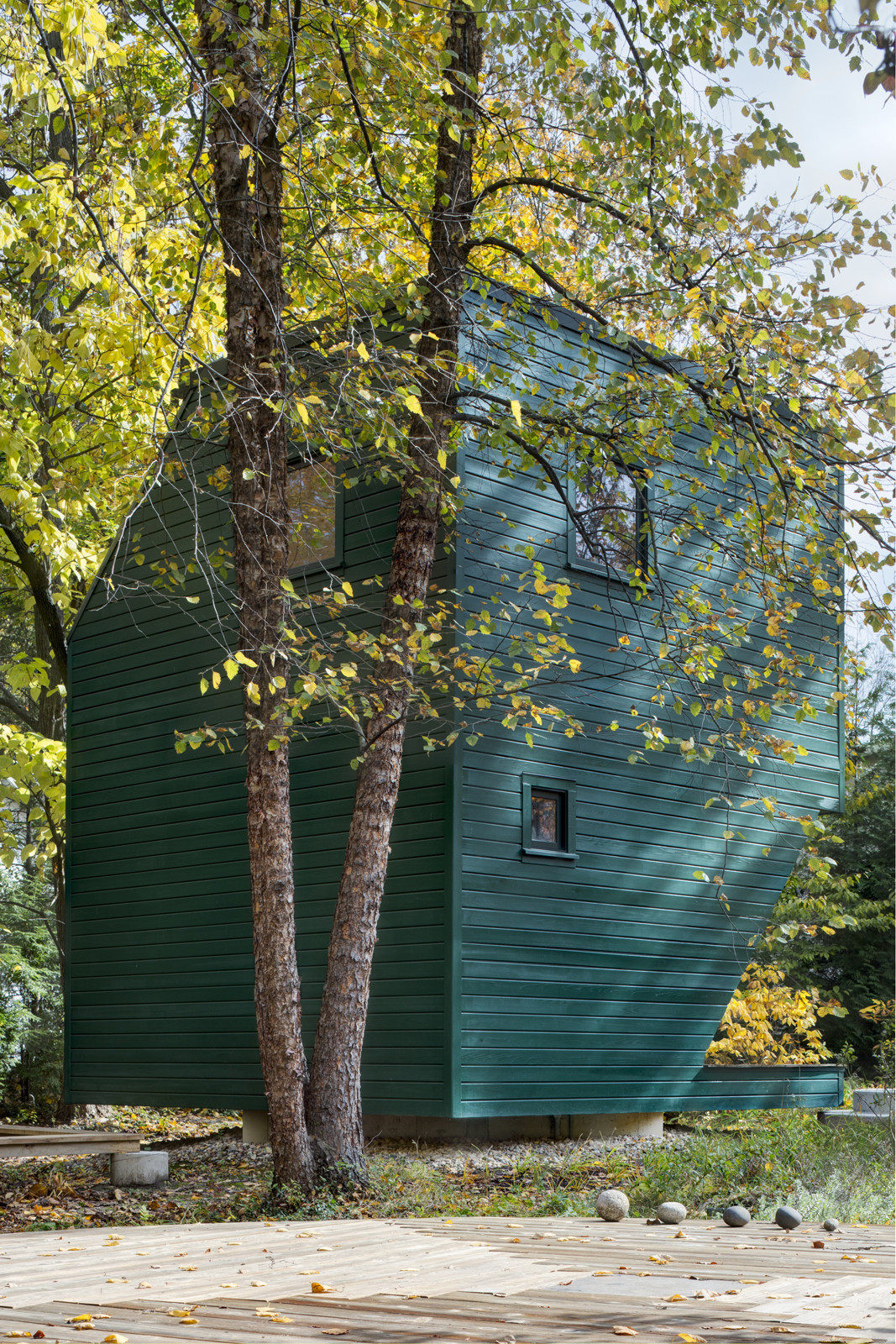 Guest House / SMNG-A Architects