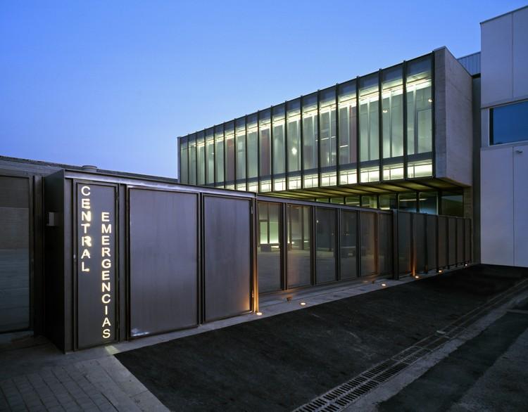 Centro de Emergencias en Alboraya / OMBRA Arquitectos, Cortesía de OMBRA Arquitectos