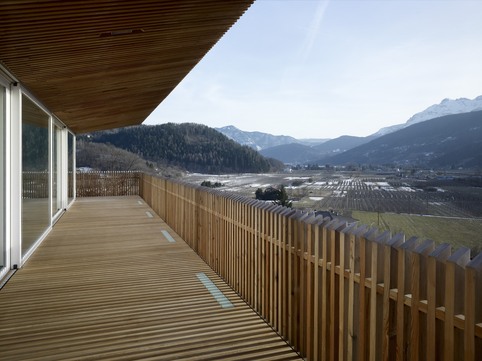 gallery of pf single family house burnazzi feltrin architects 23