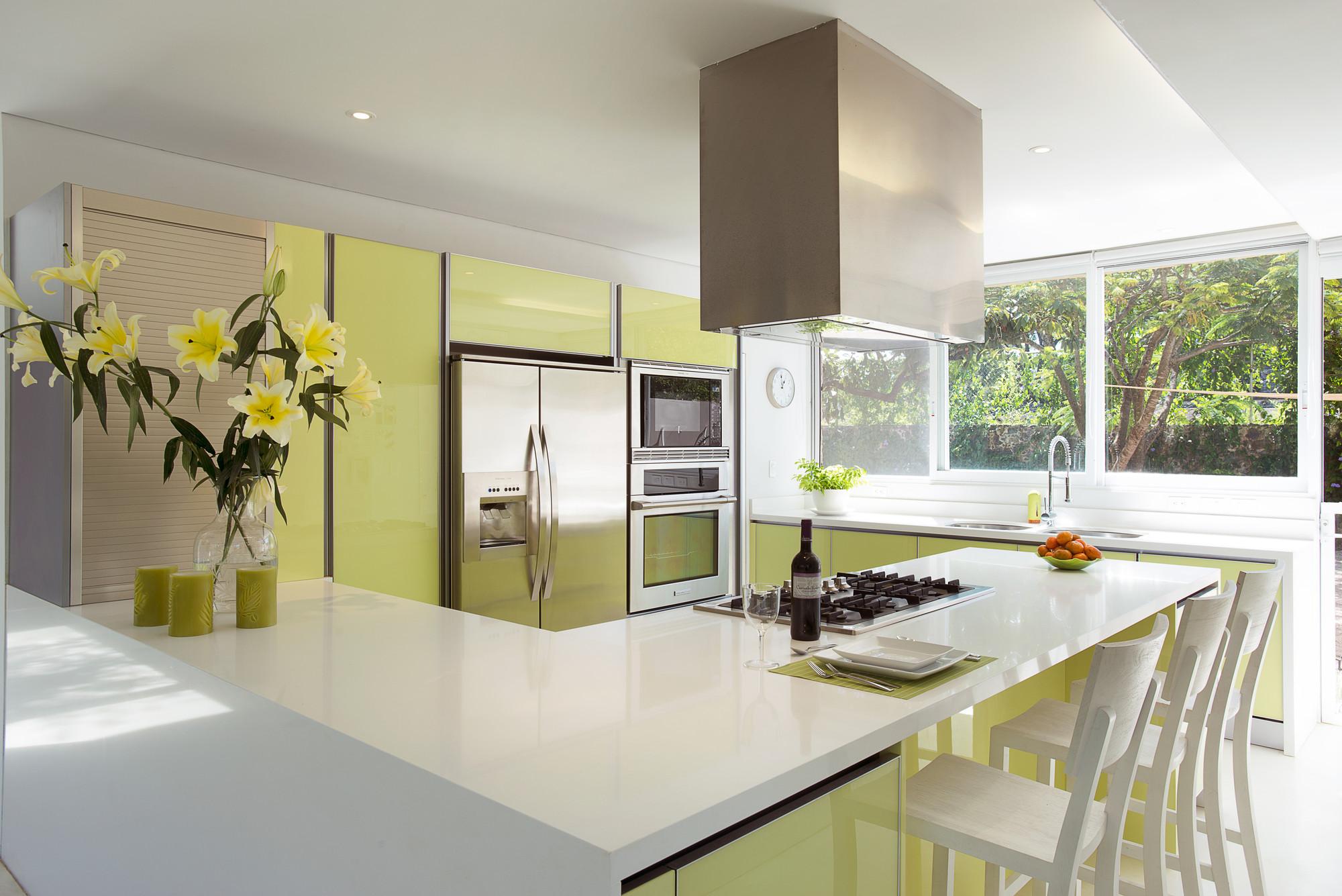 Cocina Verde Natural ~ Gormondo.com = Inspirador y Elegante Diseño ...